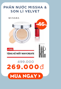 Deal phấn make up