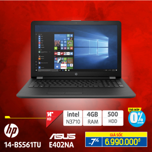 Laptop HP 14-bs561TU