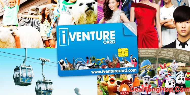 Iventure card Hong Kong
