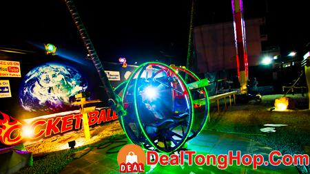 2Sky Pattaya Rocket Ball